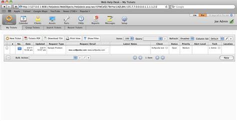 web help desk archives coleman