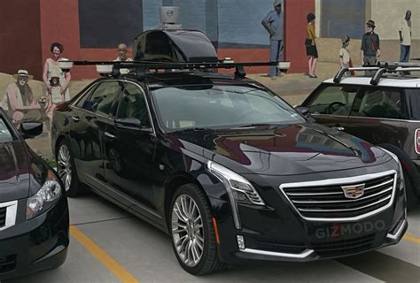 2019 Cadillac Self Driving by Who Does This Self Driving Cadillac Ct6 Belong To