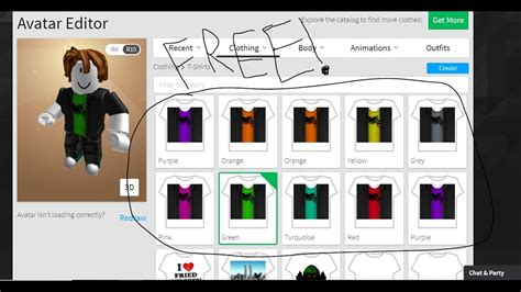 any color how to get any color motorcycle shirt on roblox avatar