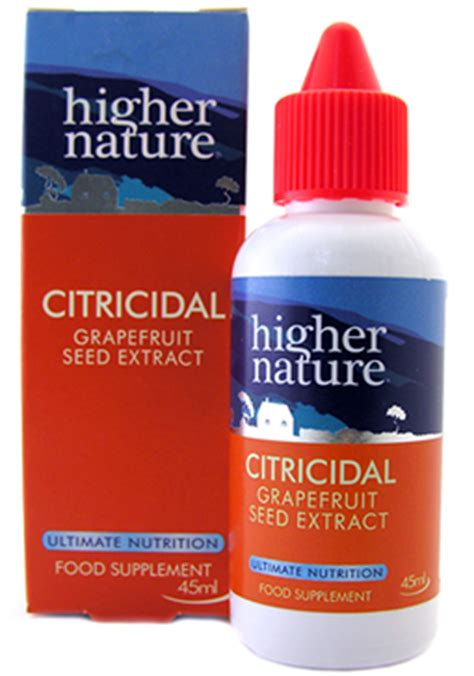 Detox Iodine Machine by Citricidal Grapefruit Seed Extract A Cleanser