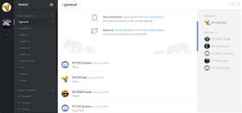 discord official server discord wakfu text voice server wakfu forum