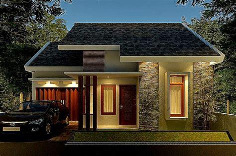desain rumah pojok gambar desain rumah posisi pojok desain rumah mesra
