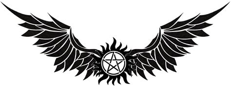 supernatural anti possession tattoo supernatural