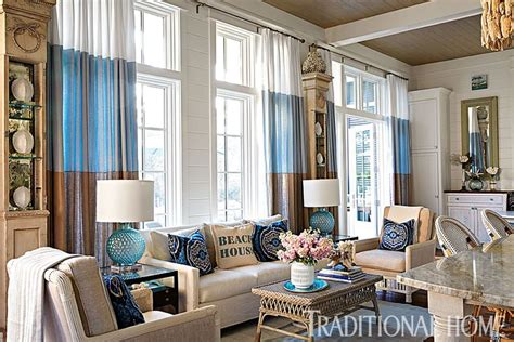 spacious home with seaside palette traditional home 18 best images about beach home ideas on pinterest