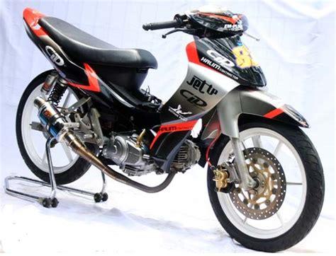 Disc Tdr Yamaha Jupiter Z jupiter z harian racing mortech panduan modifikasi