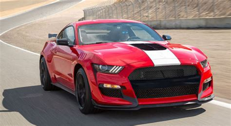2020 Ford Mustang Gt350 by 2020 Ford Mustang Shelby Gt350 Performance Specs Ford