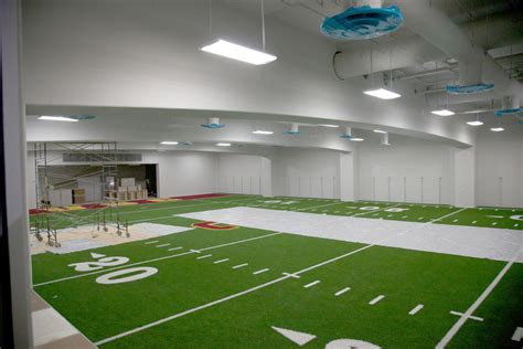 sports basement field mckay athletic center readies for opening daily trojan