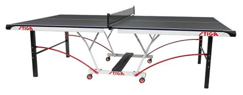 stiga master series st3100 competition indoor table tennis table st3100 stiga north america