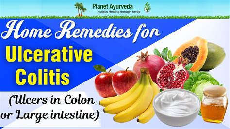 home remedies for ulcerative colitis ulcers in colon or