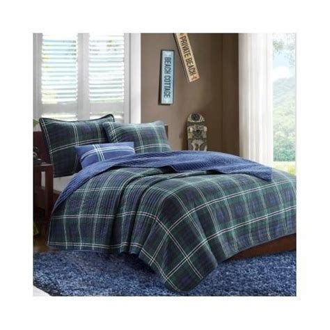 green plaid bedding blue and green bedding sets ease bedding with style