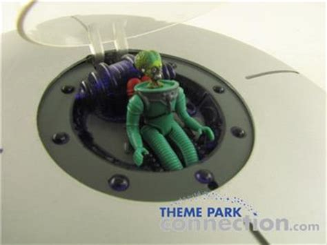 theme park connection ebay mars attacks movie 1996 martian ufo sounds flying saucer