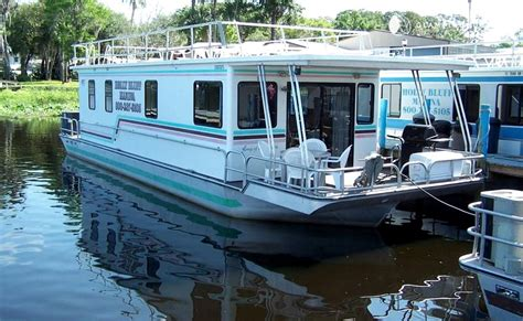 houseboats for rent in florida houseboat rental near the ocala national forest in florida