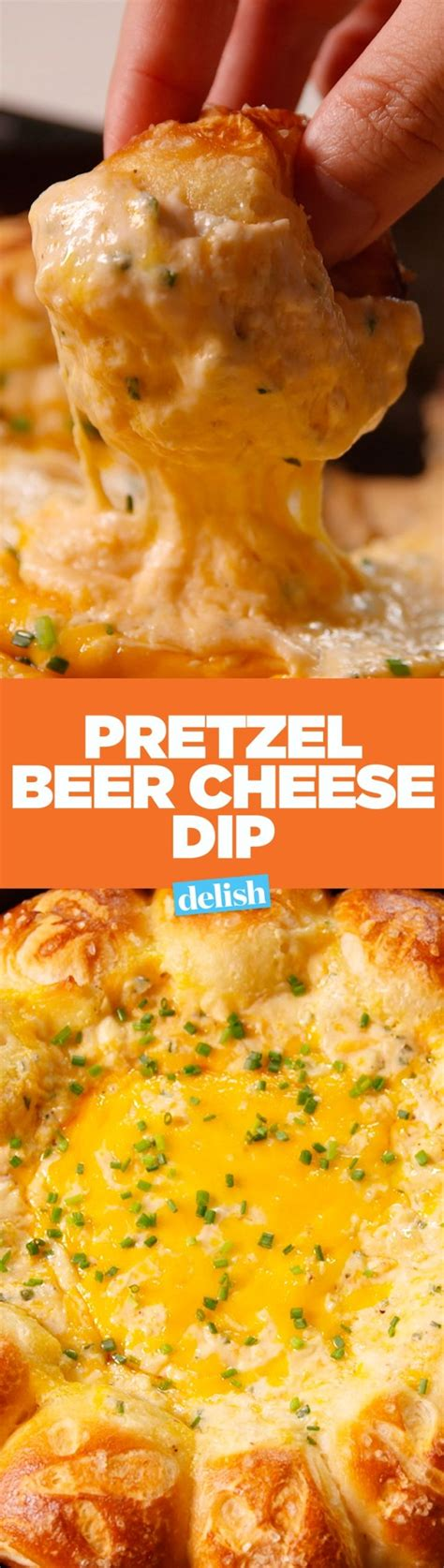 The Recipe Thing by Our Pretzel Cheese Dip Is The Only Thing You Should