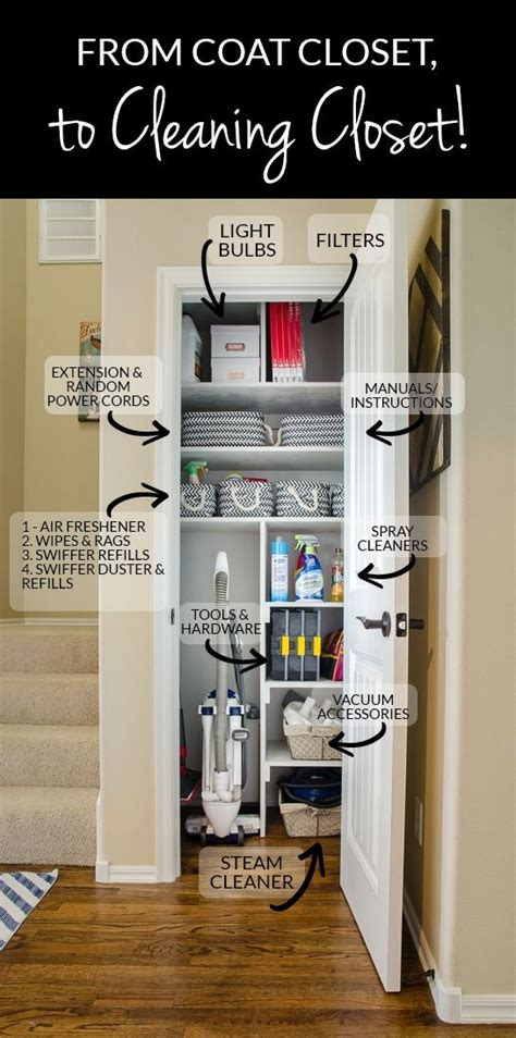 cleaning closet ideas best 25 cleaning closet ideas on pinterest organizing