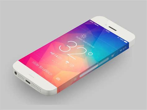 en attendant l iphone 5s un concept d iphone 6