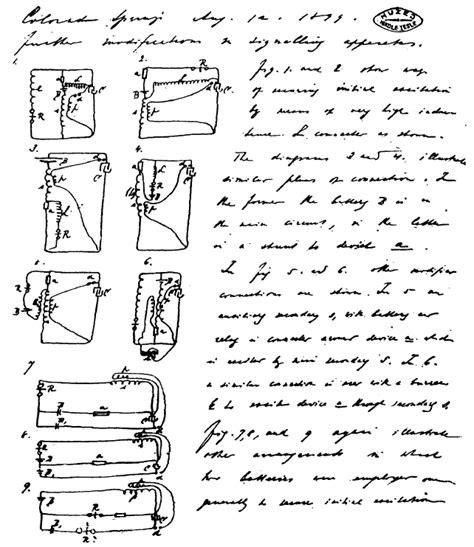 Nikola Tesla Notes Colorado Springs Notes August 1 31 1899 Open Tesla