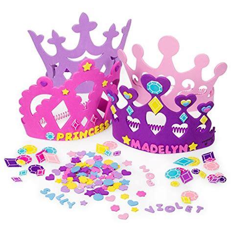 crown craft kit fun express princess tiara crown craft kits