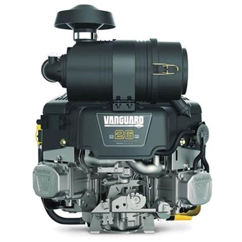 vertical shaft gas engine vanguard  hp carroll stream