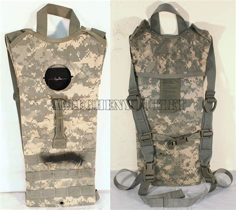 carrier hydration 8362 us molle 3l hydration pack system carrier
