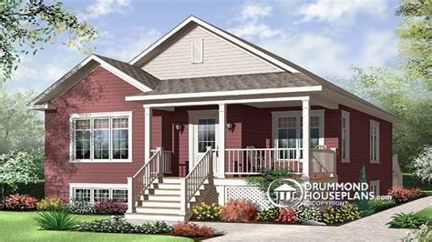 house plans with attached garage bungalow house plans with porches bungalow house plans