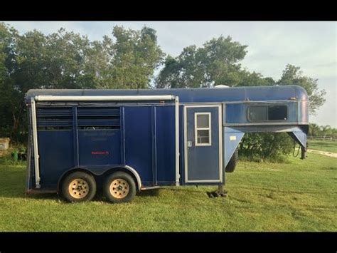 boat trailers for sale melbourne fl sold horse trailer for sale melbourne fl youtube