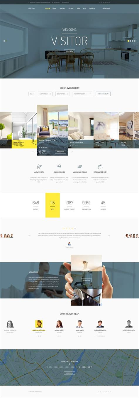 1000 Ideas About Modern Hotel Room On Pinterest Hanger Stand Standing Coat Rack And Interior Guest House Website Templates Free