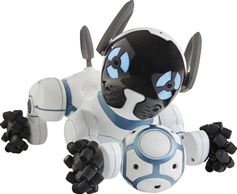 wowwee chip robot wowwee chip robot multi 20805 best buy