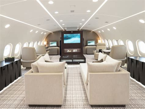 Dreamliner Floor Plan by Boeing Private Jet Is Flying Luxury Home Business Insider