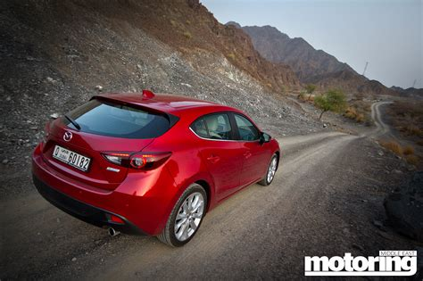 mazda 3 reviewmotoring middle east car news