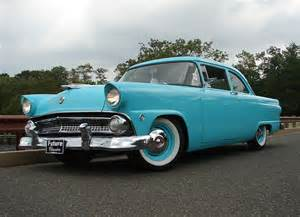 1955 Ford Cars 1955 Ford Mainline Information And Photos Momentcar