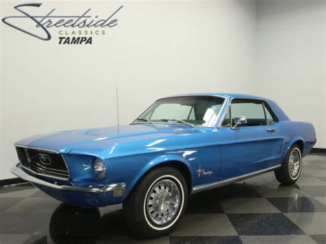 blue book used cars values 1968 ford mustang user handbook great value c code 68 289 v8 auto fact colors ac well maintained receipts