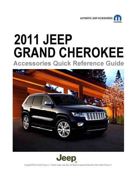 online service manuals 2011 jeep grand cherokee spare parts catalogs 2011 jeep grand cherokee accessory catalog jeep auto parts catalog and diagram