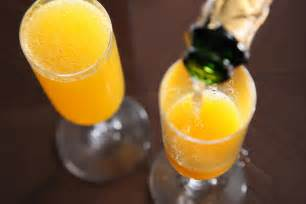 mimosa recipe chowhound