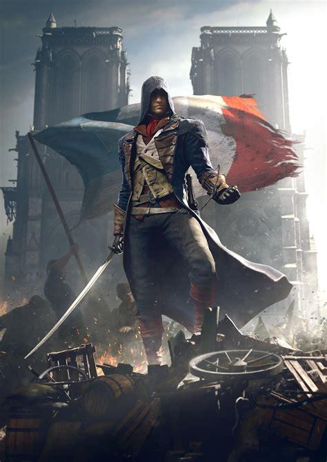 Assassin Creed Unity poster assassin s creed unity notre dame de
