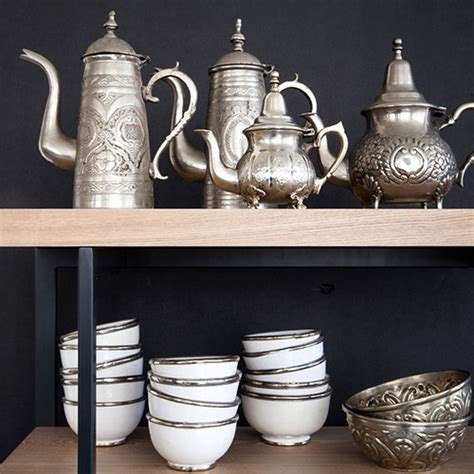 Putting It Together Moroccan by Silver Hollyhock Moroccan Teapot Shop