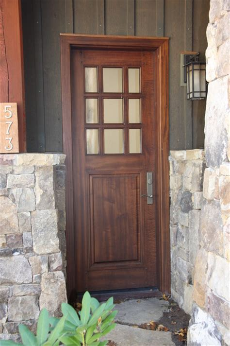 exterior door for garage garage entry doors