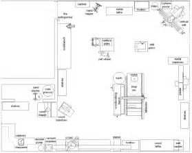 Workshop Floor Plan Software Trying To Design Layout Of New Auto Repair Shop Need