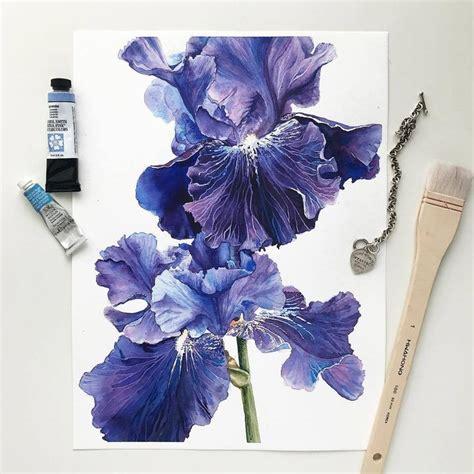 come dipingere fiori oltre 25 straordinarie idee su dipingere fiori su