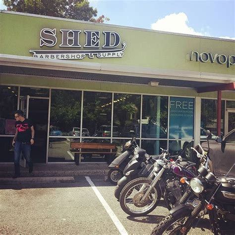 Shed Barbershop shed barbershop gives classic service in modern setting