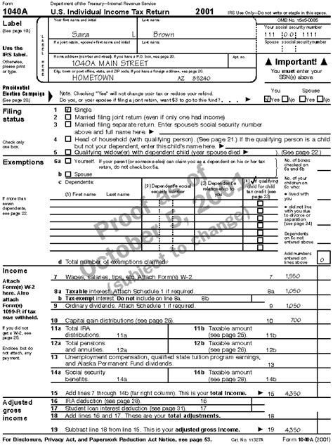 1040a Tax Table by 28 Tax Forms 1040a 2010 Search Results For 2015
