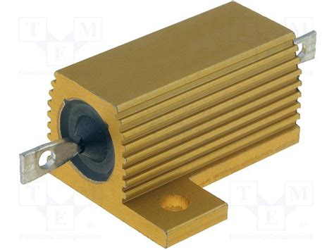 arcol hs 150 resistor hs25 0r22j arcol resistor wire wound tme electronic components
