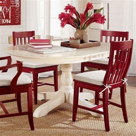 Dining Table Stain Colors Paint Dining Table And Chairs With Rust Oleum 2x Cranberry