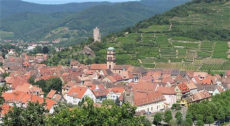 Colmar by Le Village De Kaysersberg En Alsace Pr 233 Parez Votre
