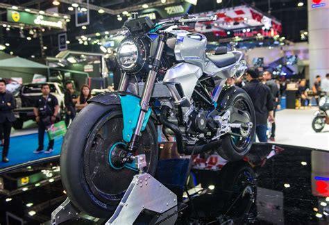 Lu Led Motor Cbr 150 bangkok 2017 honda shows 150 ss racer concept