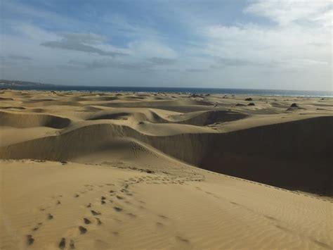 gran canaria turisti per caso dune di maspalomas viaggi vacanze e turismo turisti