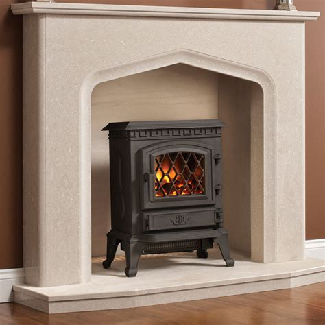 York Fireplace by Broseley York Midi Electric Stove Stoves Are Us