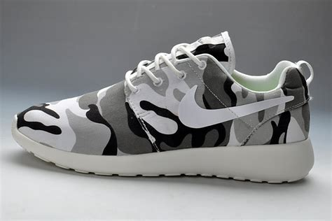 black and white pattern roshe runs top quality nike roshe run pattern mens camouflage shoes