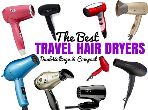 Hair Dryer Best Denki best travel hair dryer for europe travel reviews