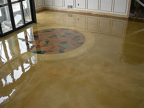 How To Finish Concrete Floors Interior by Image Gallery How Seal Concrete Floor