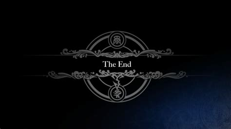 The 1 2 End By Rikachi image ffx the end png the wiki 10 years of more